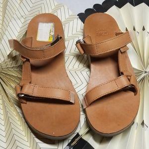 Teva Mule Sandals size 10